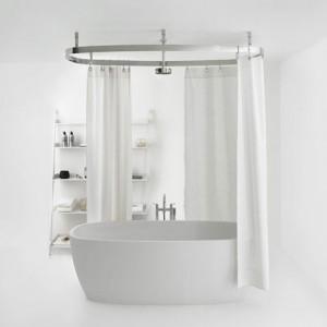Daire Banyo ray sistemi